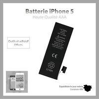 Batterie interne Original neuve pour iphone 5 + Adhesif & Outils Haute Qualité