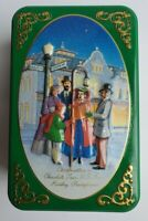 Hershey's Christmas Tin HOLIDAY CLASSICS SERIES Canister #8 1995 Carolers Sing