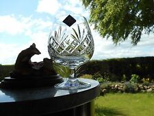 "Edinburgh Crystal TAY  4 3/4""  BRANDY  glass OR glasses"