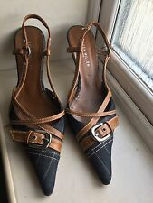 Karen Millen Sling Back Shoes UK Size 4