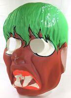 TOPSTONE Vintage CREEP-BEAT Teenage Monster Mask 1970s Halloween Ben Cooper