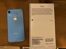 iphone xr unlocked 128gb Blue Flawless Condition