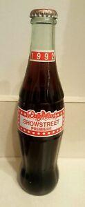 COKE Dollywood Bottle 1992 Showstreet Commemorative Dolly Parton Coca Cola