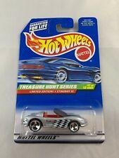 Hot Wheels Vintage - Chevrolet Corvette Stingray III 1998 Treasure Hunt Series