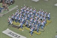 25mm napoleonic / portugese - line 28 figures - inf (35639)