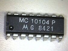 MC10104P Quad 2-Input AND Gate DIP16