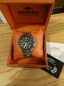 Rotary Aquaspeed AGB00074/C/04 Chronograph
