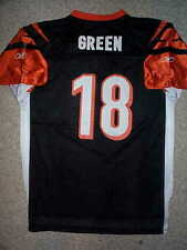 *IRREGULAR Cincinnati Bengals AJ Green nfl Jersey Youth Kids Boys XL *IRREGULAR*