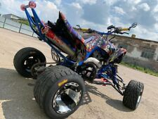 yamaha raptor 700 rear grab bar Stunt