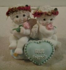 Large 2002 Kristin Dreamsicles Double Love Best Friends item number 11432 - Nice