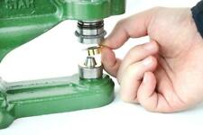 Hand Press Grommet Machine for grommets, eyelets, snaps, rivets, button covers,