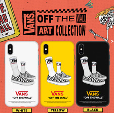 Quality Vans TPU Soft Shell Case Back Cover for iPhone 7/8/X/S/R/XS/MAX/11/Pro