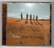 (GY394) The Clintons, Strange Day In Mexico - 2005 CD