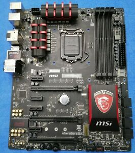 MSI Z97 Gaming 7 ATX Motherboard - Socket 1150