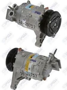 Brand New A/C AC Compressor With Clutch Fits: 07 - 08 Saturn Aura XE V6 3.5L