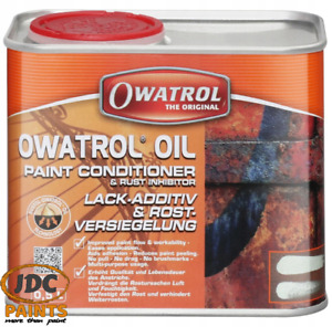 OWATROL OIL PAINT CONDITIONER AND RUST INHIBITOR 0.5L