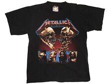 METALLICA 2003 TOUR T SHIRT RARE VINTAGE FRONT BACK HEAVY METAL THRASH LARGE L