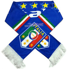 Echarpe Scarf Unisexe Football Mode Nation Italy IT World Cup Scarve
