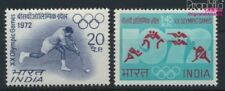 India 538-539 (complete.issue.) unmounted mint / never hinged 1972 Oly (9137595