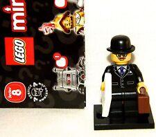 Lego BUSINESSMAN Series 8 Mystery Packs Mini-Figure Minifig LOOSE
