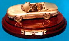 JAGUAR XK8 CONVERTIBLE SOLID PEWTER BRITISH HAND CRAFTED MODEL CAR ROADSTER