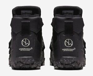 Nike SFB Mountain Undercover Black Boots Men Shoes 100%AUTHENTIC BV4580-001