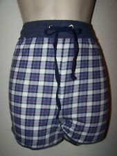 TOMMY HILFIGER Casual/PJ Shorts Cotton/Polyester Blend Knit Cute Plaid Size 1X