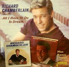 RICHARD CHAMBERLAIN 'All I Have To Do Is Dream' - 29 Tracks on Jasmine