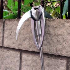 Outdoor Carabiner Grappling Hook ninja Hook Climbing Folding Load 400Kg Steel