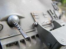 Bug MG cal 30mm Sherman carri Armati Rc Metallo SERBATOIO trasformazione Kit Kit accessori 1/16