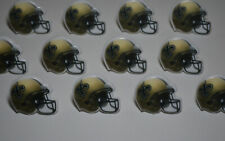 12 NFL New Orleans Saints Football Cup Cake Rings Topper Party Bag Favor Supply