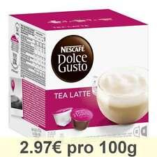 Capsules de Thé Nescafé Dolce Gusto Tea Latte, 16 Capsules (8 Portions)