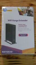 NETGEAR N300 WiFi Range Extender Desktop Version WN2000RPT-200NAS NEW!