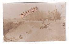 RP Folkstone Madeira Walk and Upper Leas  Kent 1912 to Denzel Avenue Southampton