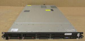 """HP ProLiant DL360 G7  Xeon E5620 2.4GHz 12GB Ram 8x 2.5"""" SAS Bays 1U Server"""