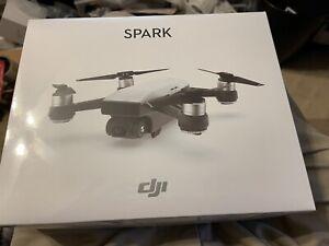 DJI Spark Fly Quadcopter - White
