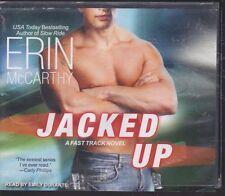JACKED UP by ERIN MCCARTHY~UNABRIDGED CD AUDIOBOOK