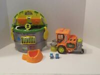 Trash Pack Street Sweeper Lot With Tons Of Rare Extras! Amazing Find!