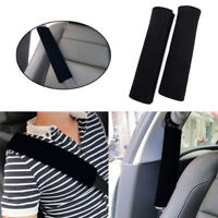 2pcs Car Safety Seat Belt Shoulder Pads Cover Cushion Soft Comfortable Pad