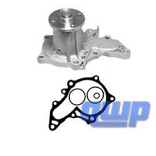 New Water Pump for 84-92 Geo Chevrolet Toyota 1.6L SOHC W/ Gasket & Studs AW9057