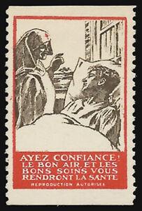 Canada 1924 Quebec Anti-TB League Rare