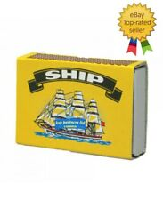 More details for ship safety matches boxes best brand shrink wrapped camping candles cooking