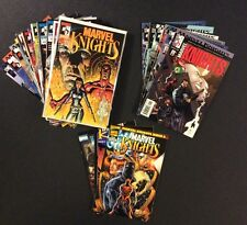 MARVEL KNIGHTS #1 - 15 Comic Books ++ Lot of 27 Dynamic Forces Exclusive #1 COA