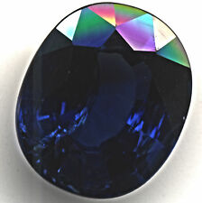 Lab-Created Sapphires