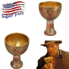 Indiana Jones Holy Grail The Last Crusade Cup of Christ Chalice Replica Resin