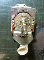 Sony TC-630 Reel to Reel - Replacement Parts - Tape Speed Switch