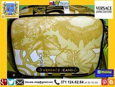 Pochette Borsa Borsetta Versace Jeans Saffiano Stampa Neo Barocco Donna Girl
