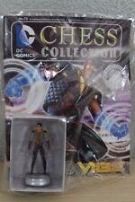 DC Comics Chess Collection #73 Vibe White Pawn Eaglemoss Figure NEW