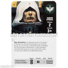 DO43 CARTE ZAMEON GYDRAEL (FR) DEATHWATCH OVERKILL WARHAMMER BITZ W40K