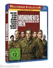 Monuments Men - Ungewöhnliche Helden [Blu-ray](NEU/OVP)George Clooney, Matt Damo